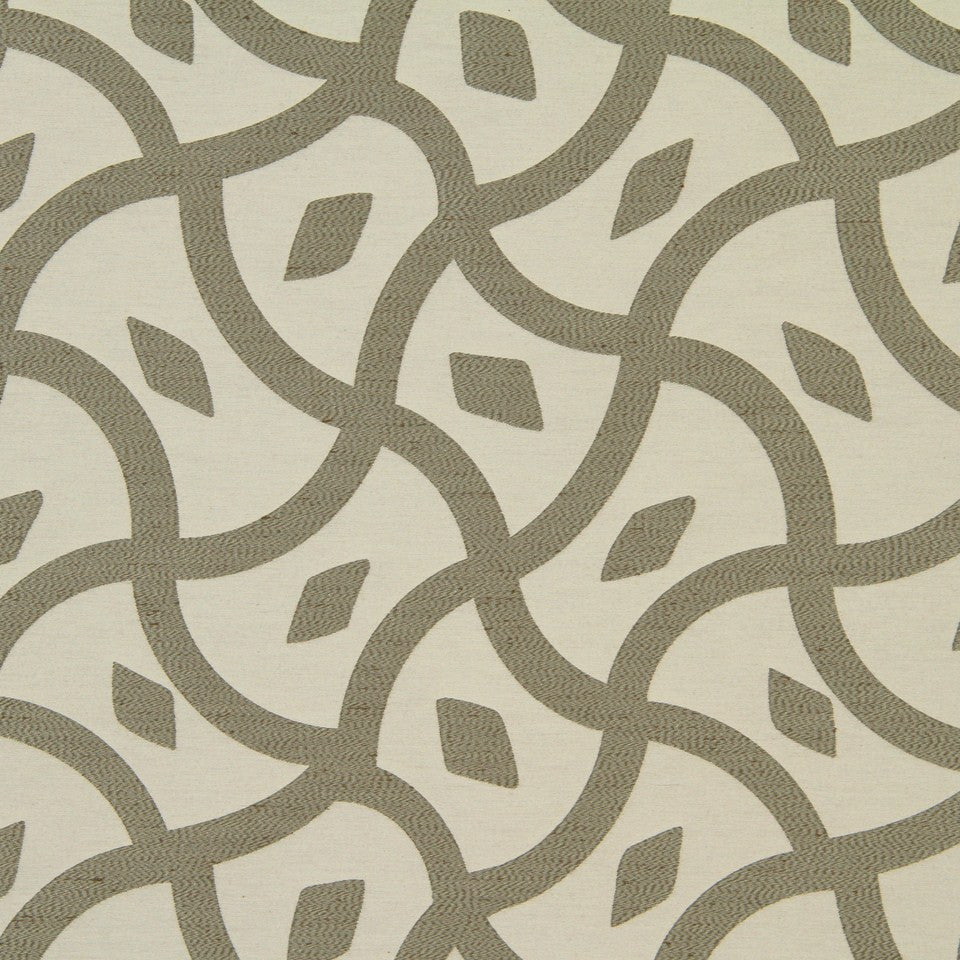 LARRY LASLO RUSTIC CHIC Signify Fabric - Stucco