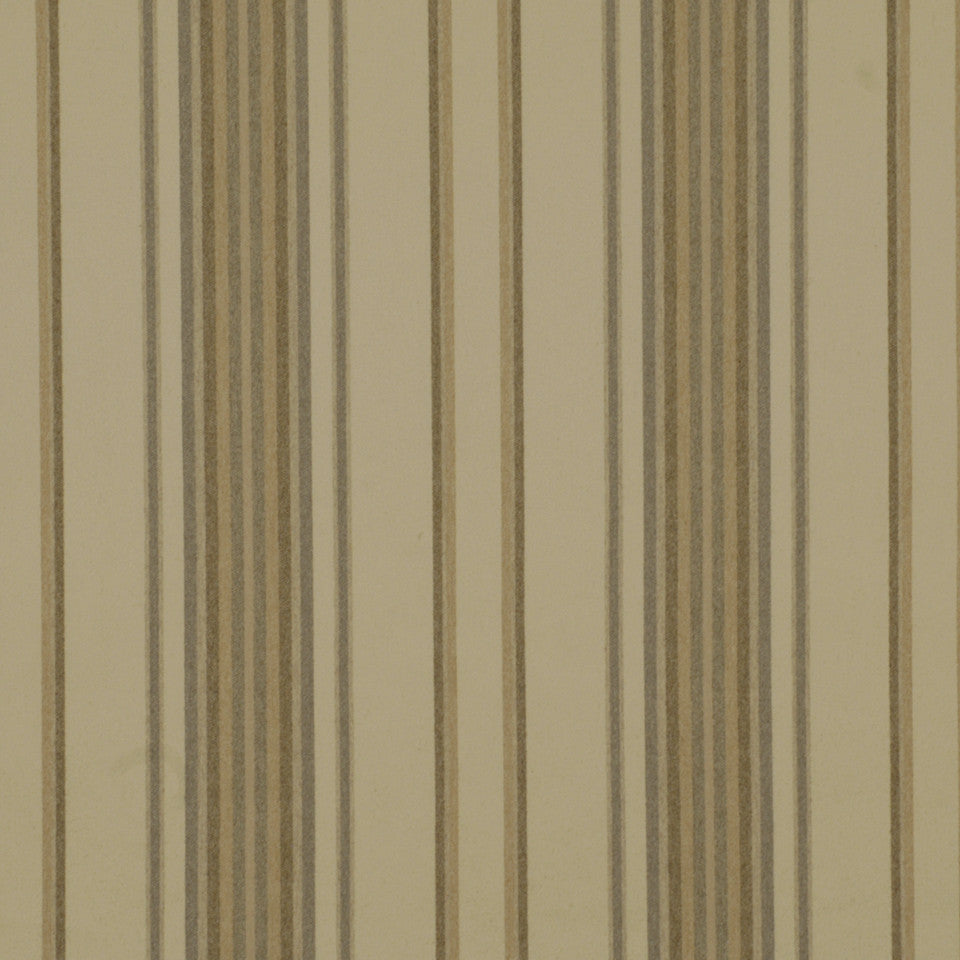 LARRY LASLO RUSTIC CHIC Buena Vista Fabric - Stucco