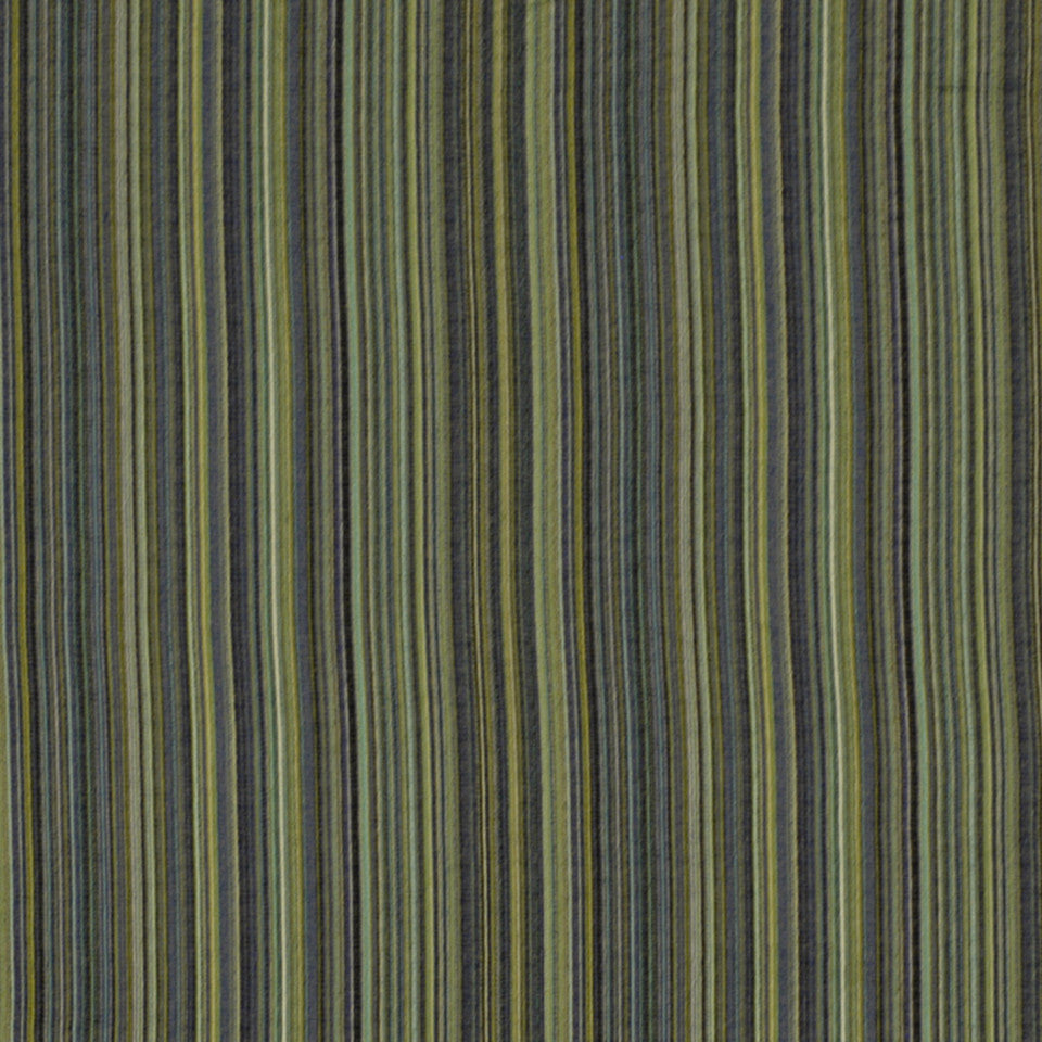 LARRY LASLO MIAMI BEAT New Riviera Fabric - Cerulean