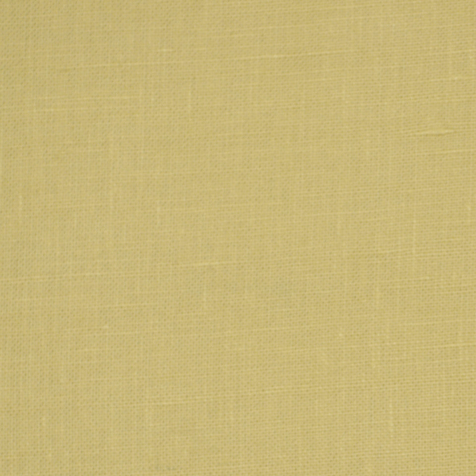 LINEN TEXTURES MP Kilrush Fabric - Cornsilk