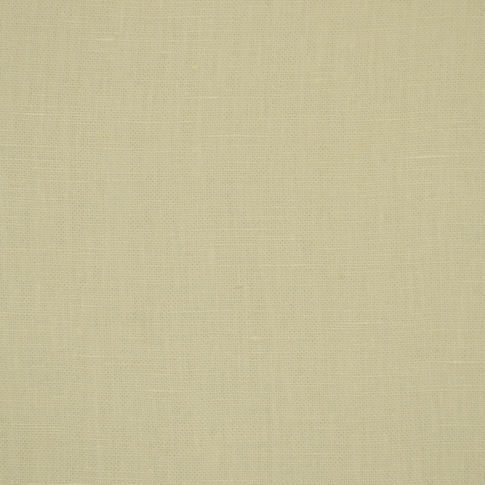 LINEN TEXTURES MP Kilrush Fabric - Ecru