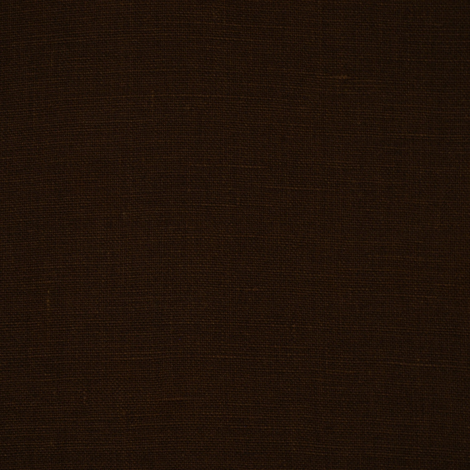LINEN TEXTURES MP Kilrush Fabric - Sable