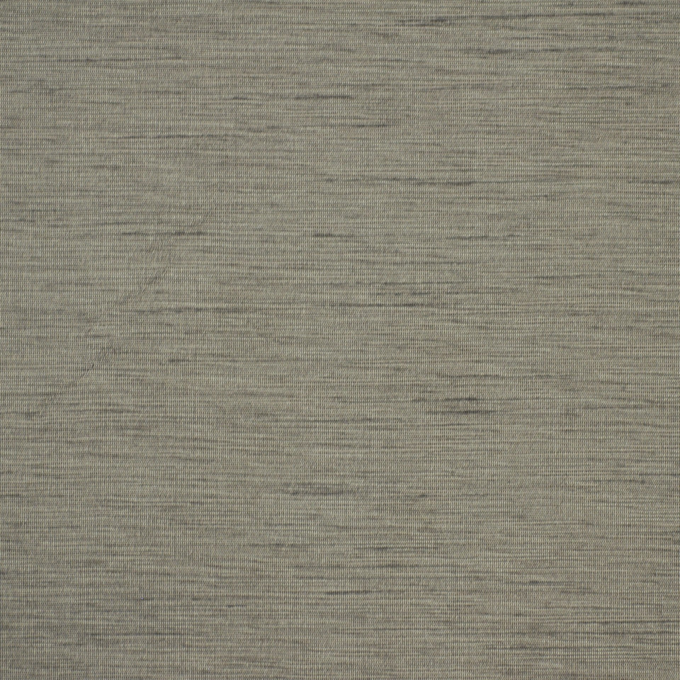 NATURAL TEXTURES Plain Elegance Fabric - Steel II