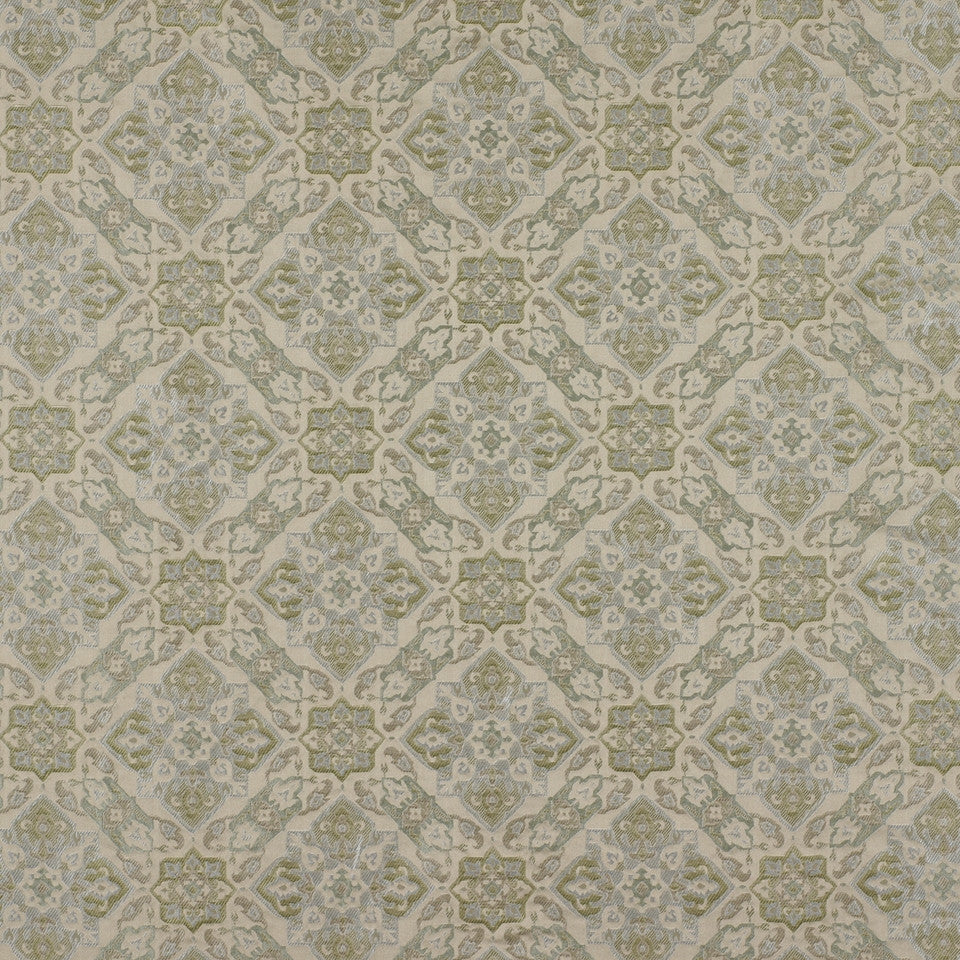ICE Inglenook Fabric - Ice