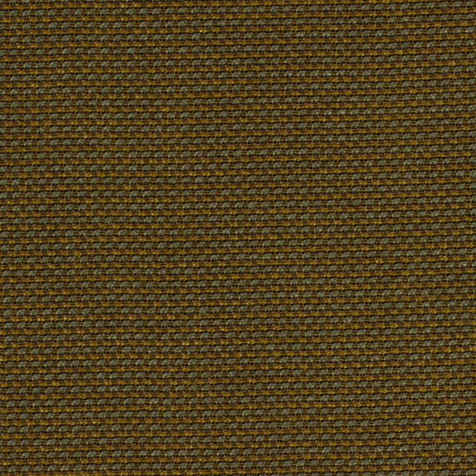 SOLID TEXTURES II Meadow Garden Fabric - Cocoa