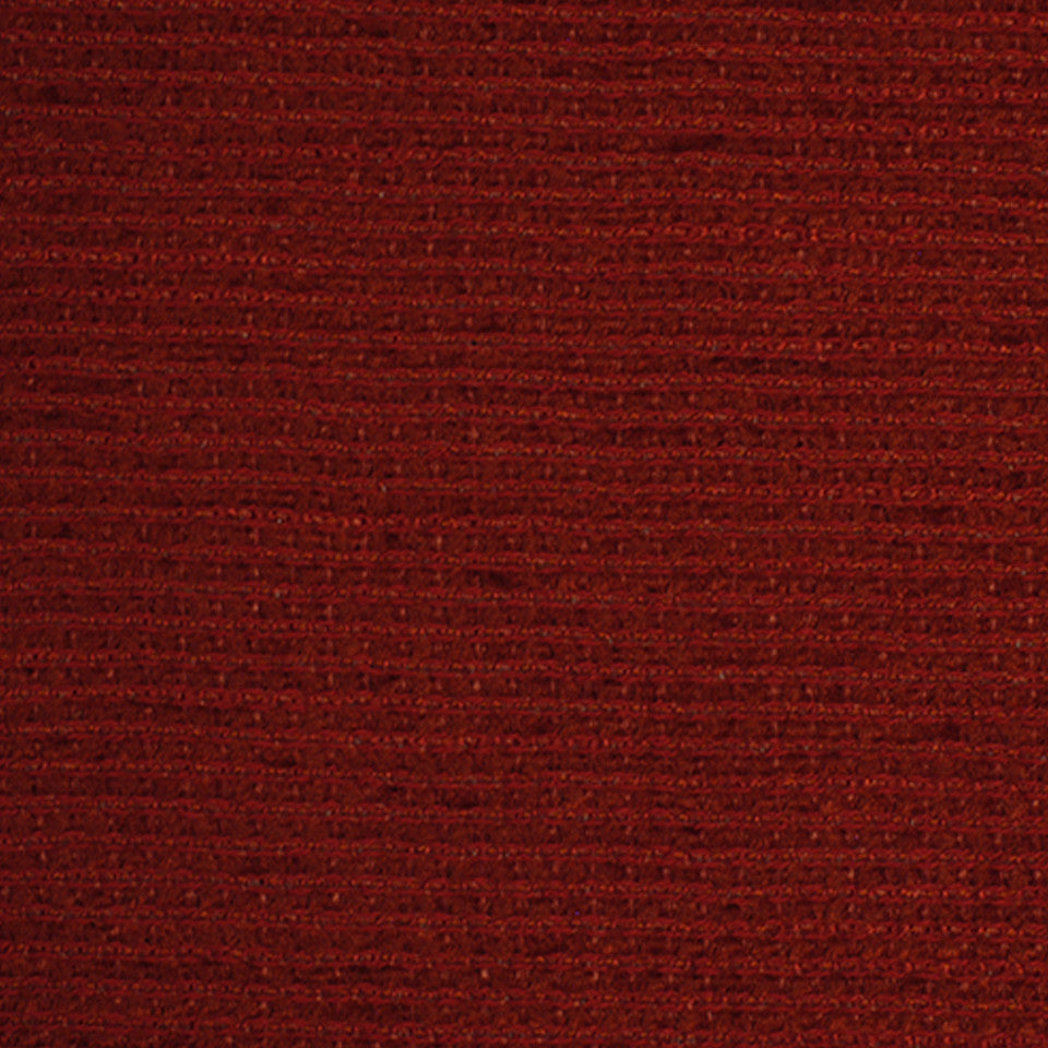 SOLID TEXTURES II Warm Sweater Fabric - Crimson