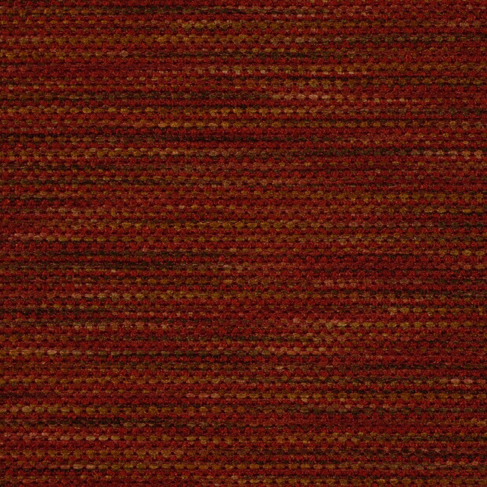 SOLID TEXTURES II Simple Comfort Fabric - Cayenne