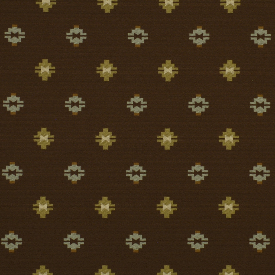 FIRESIDE Moose Lodge Fabric - Clay