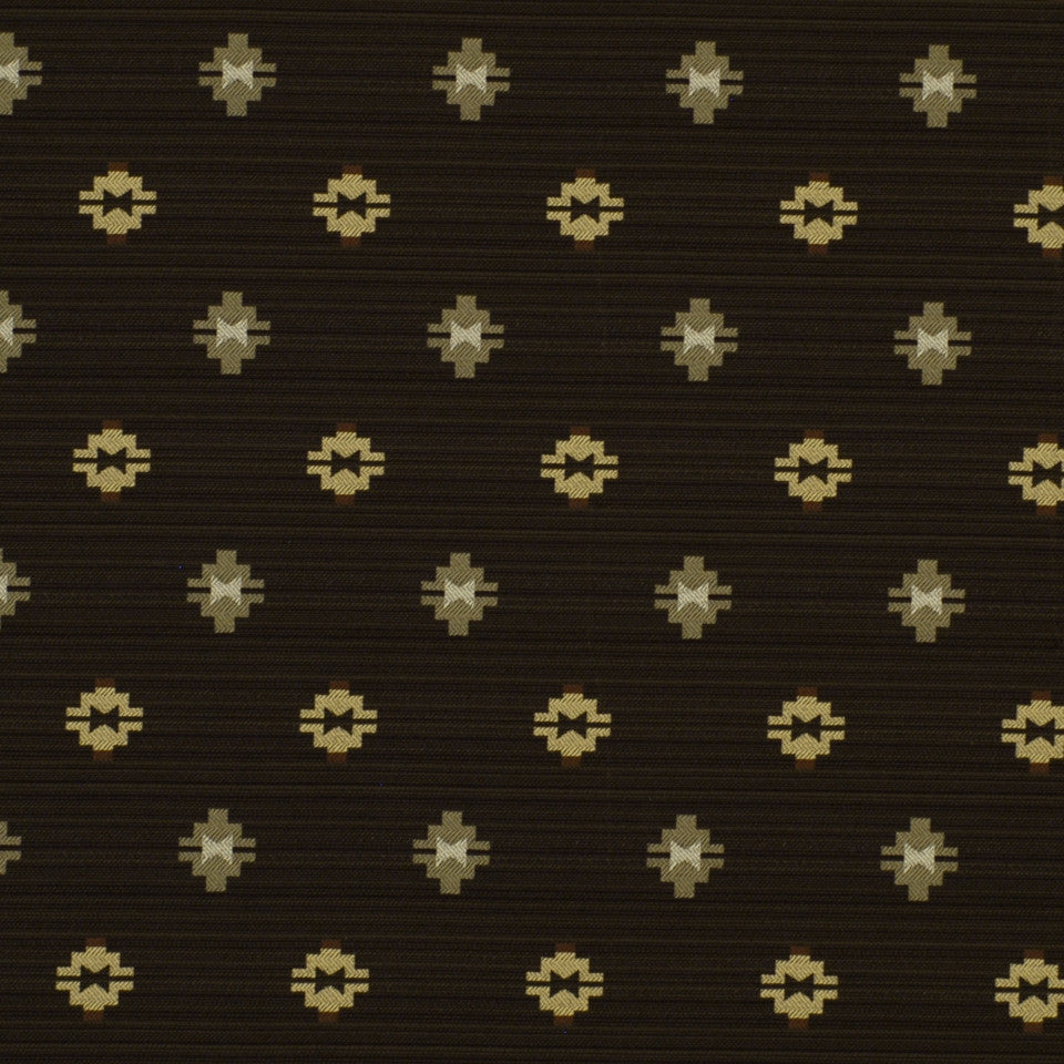 FIRESIDE Moose Lodge Fabric - Black