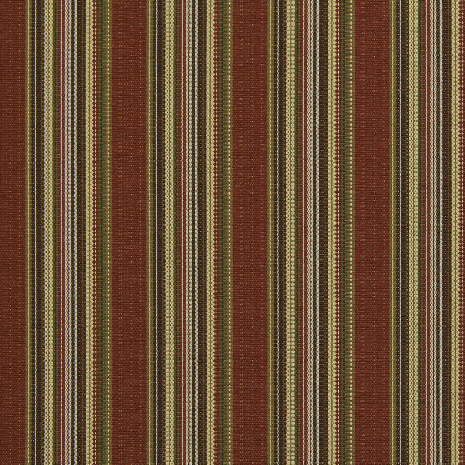 FIRESIDE Camp Evergreen Fabric - Flame