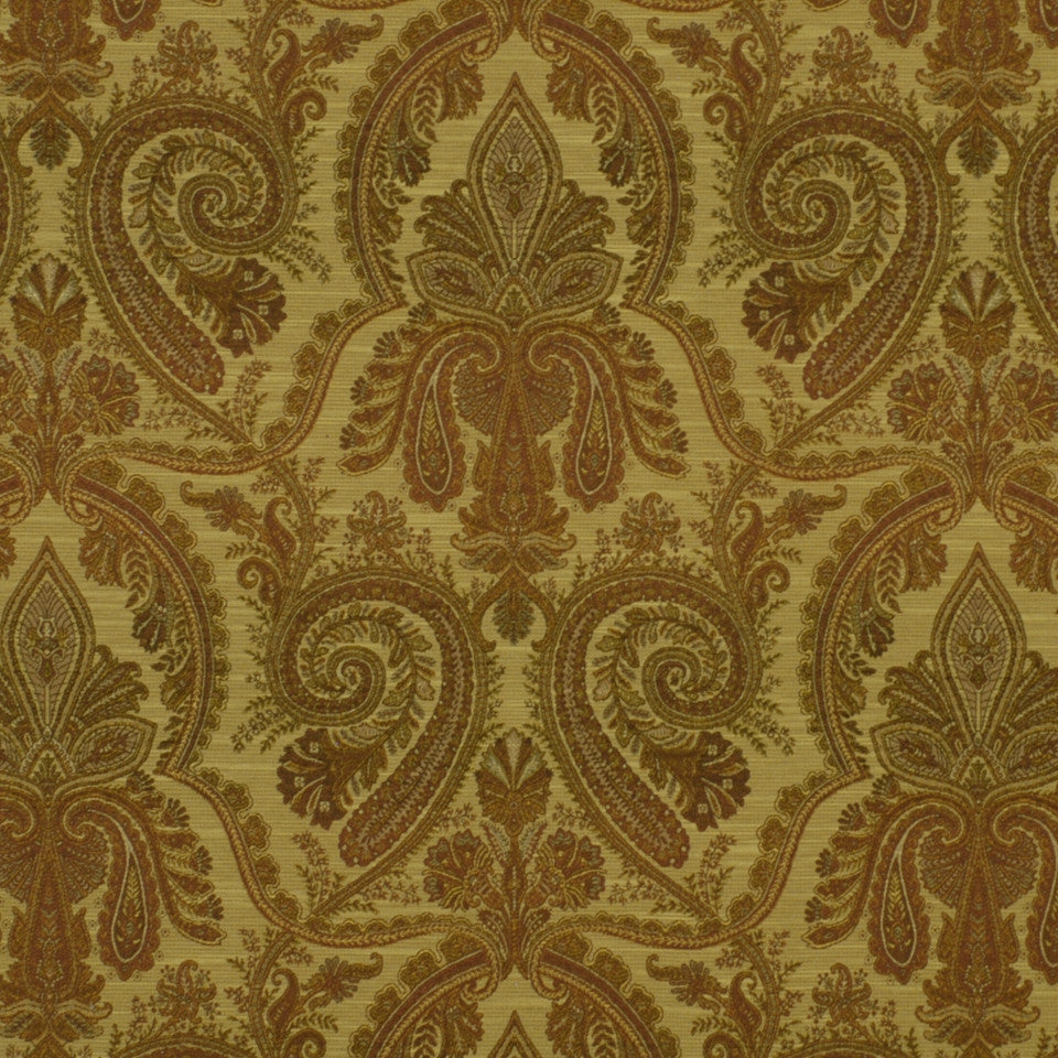 FIRESIDE Island Glow Fabric - Clay
