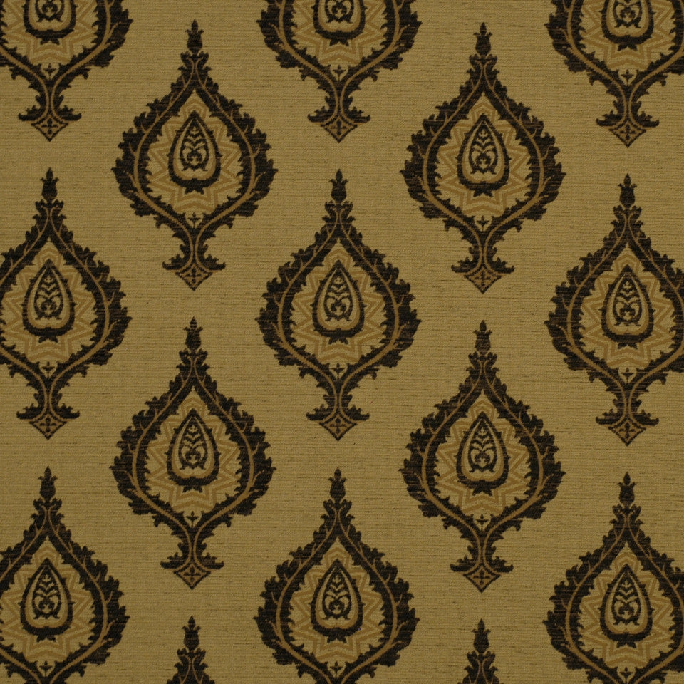 FIRESIDE Cabin Coverlet Fabric - Dusk