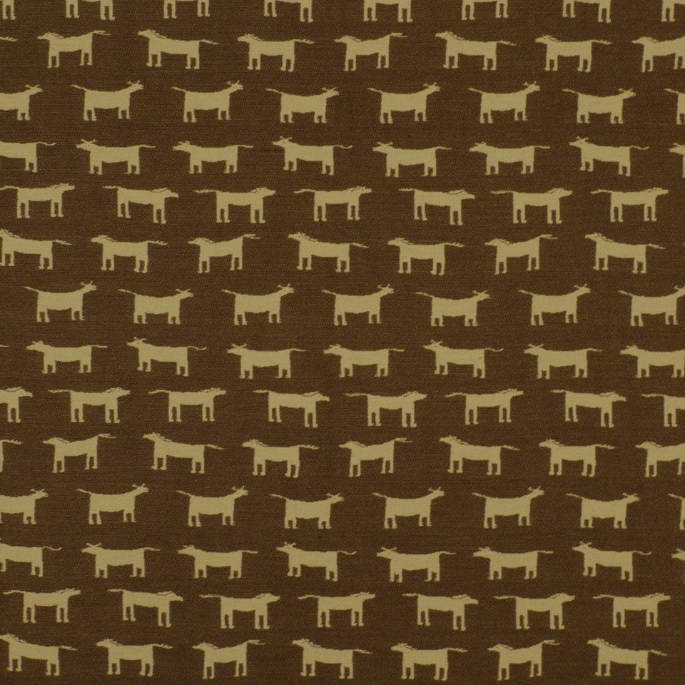 FIRESIDE Horblit Ranch Fabric - Pebble