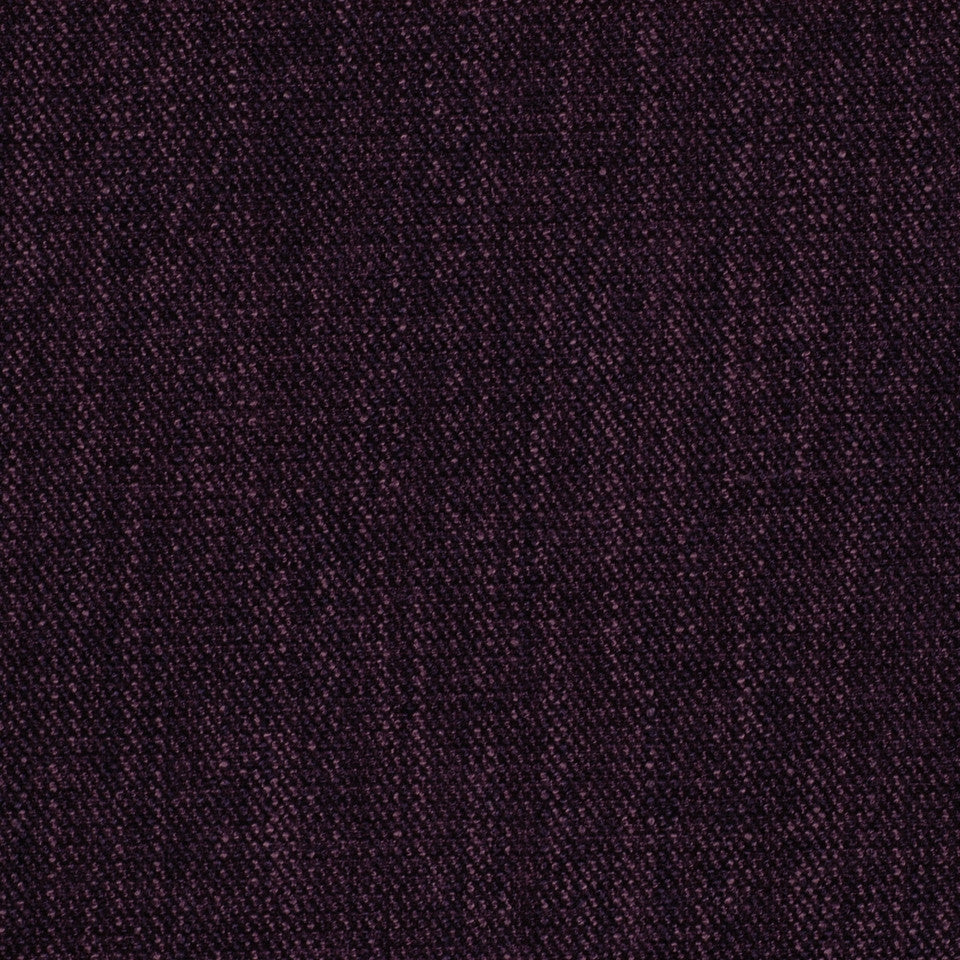 TEXTURED UPH Oh My Woven Fabric - Eggplant