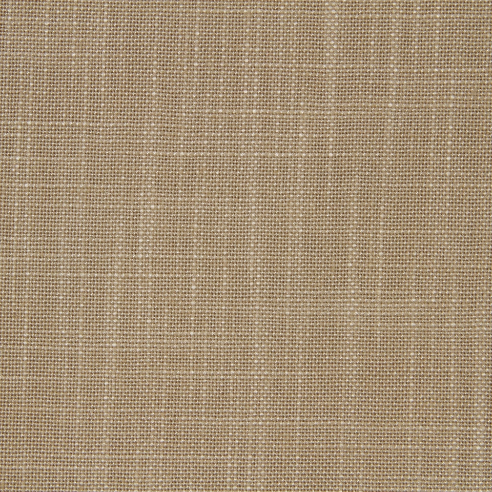 LINEN TEXTURES MP Country Plains Fabric - Chai
