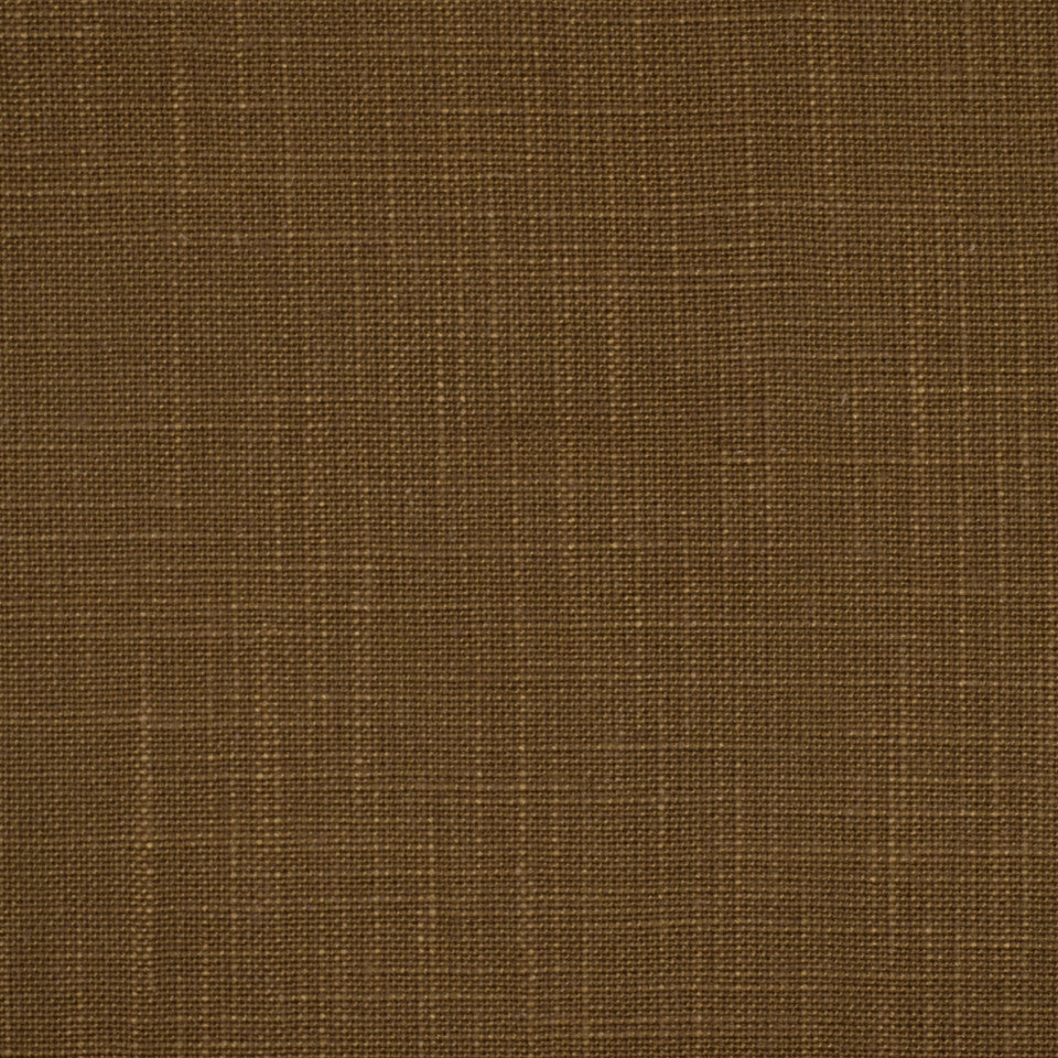 LINEN TEXTURES MP Country Plains Fabric - Mink