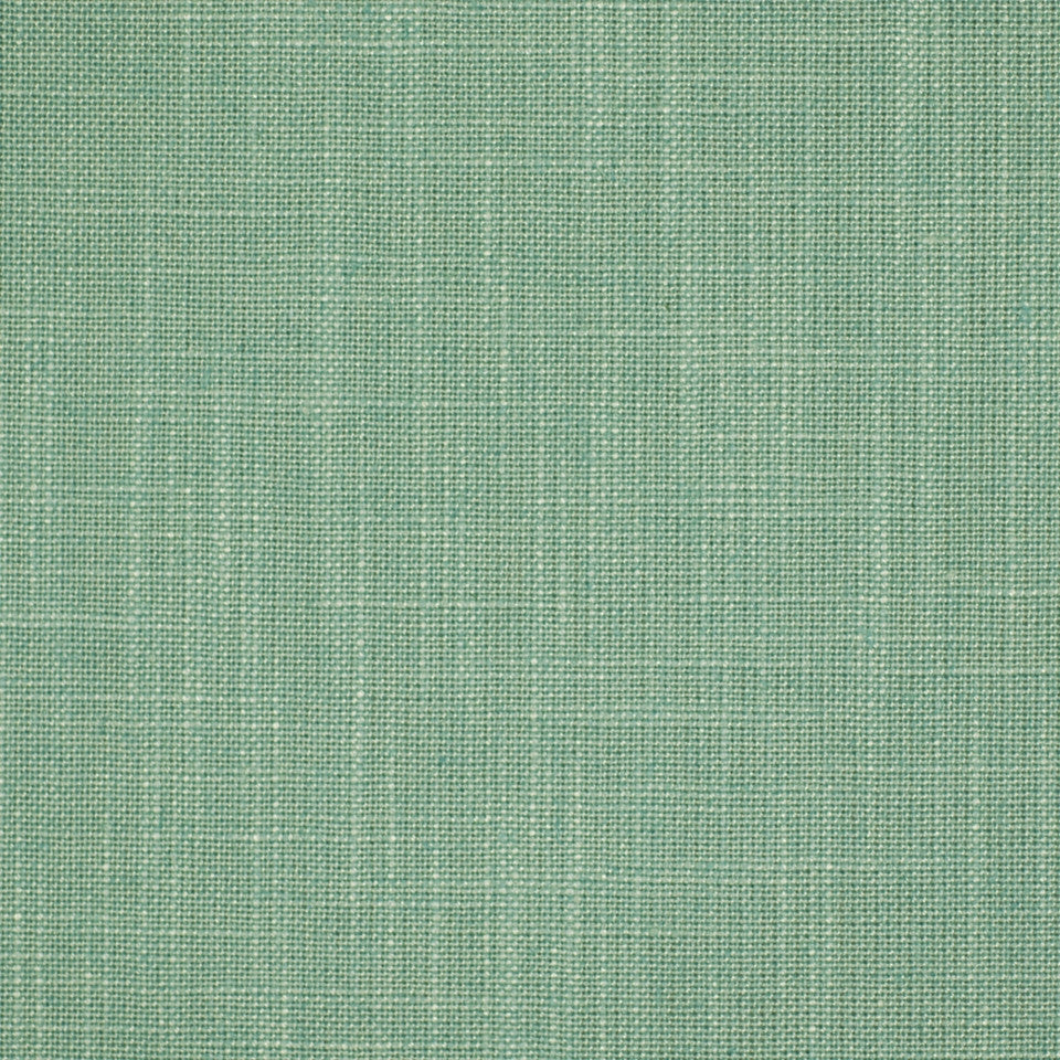 LAGOON-COVE-ALOE Country Plains Fabric - Turquoise
