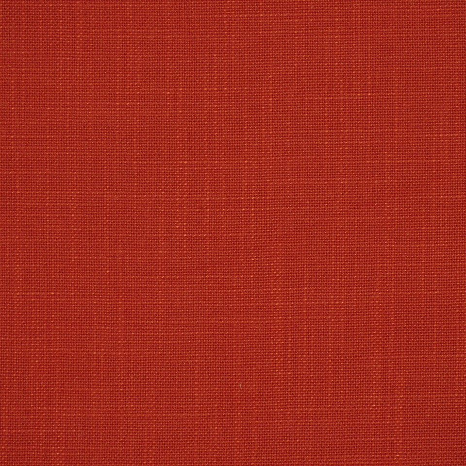 LINEN TEXTURES MP Country Plains Fabric - Chili