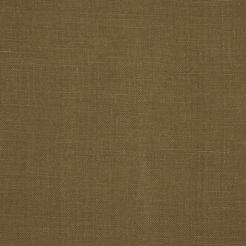 LINEN TEXTURES MP Kilrush Fabric - Cafe