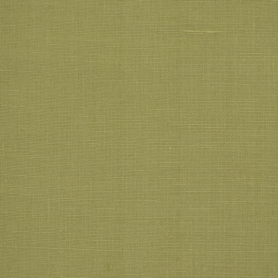 LINEN TEXTURES MP Kilrush Fabric - Sprout