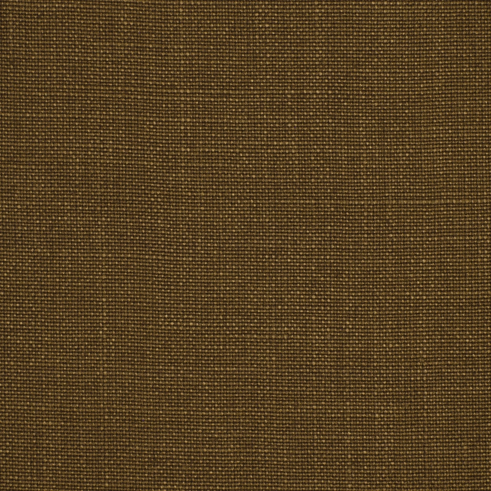 LINEN TEXTURES MP Valemont Fabric - Walnut