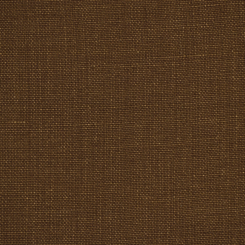 LINEN TEXTURES MP Valemont Fabric - Toffee