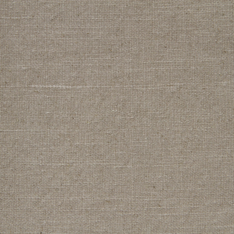 LINEN TEXTURES MP Aro Fabric - Flax