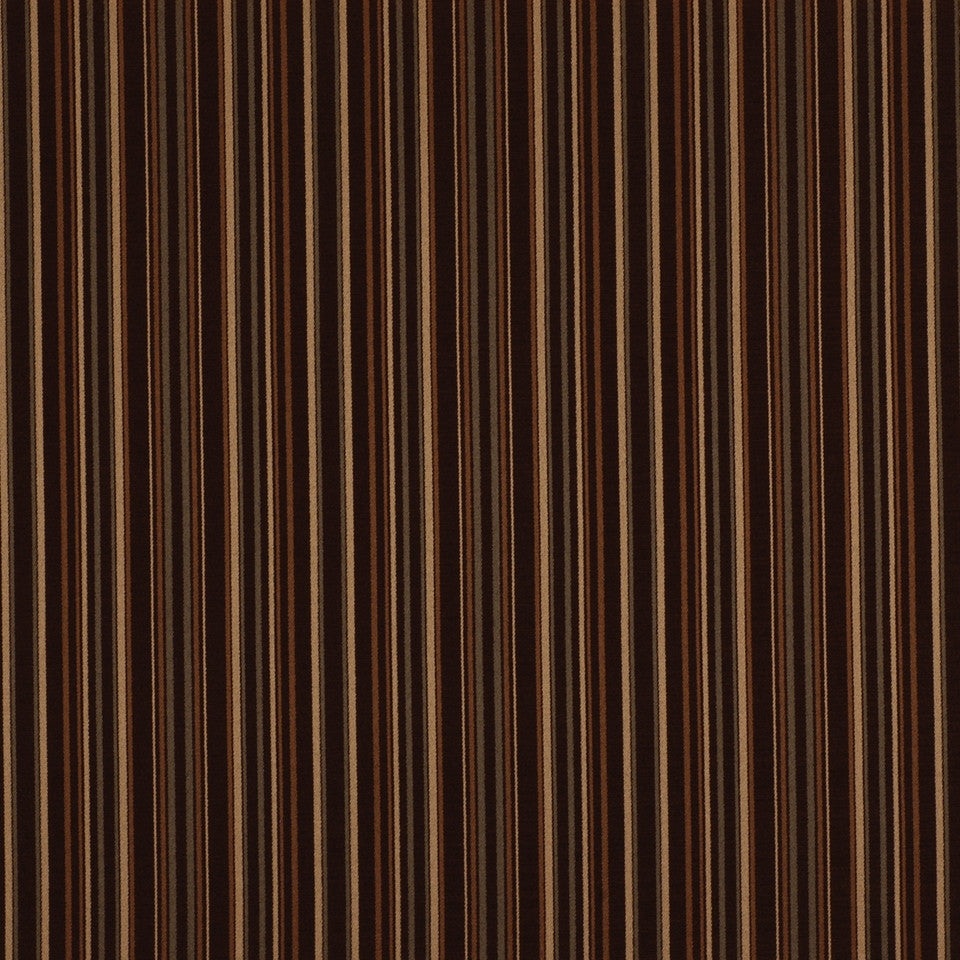 NEUTRAL ORNAMENTALS Runaway Road Fabric - Cocoa