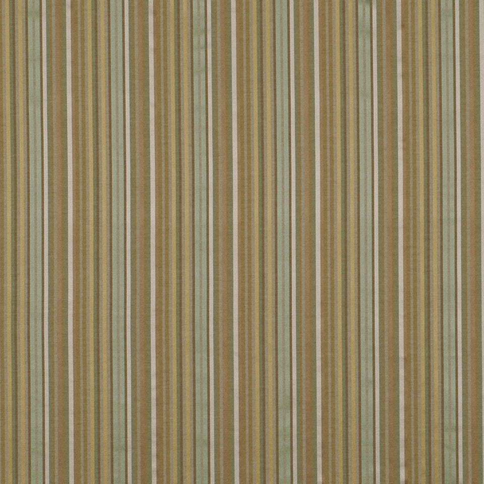 COOL Holiday Stripe Fabric - Jade
