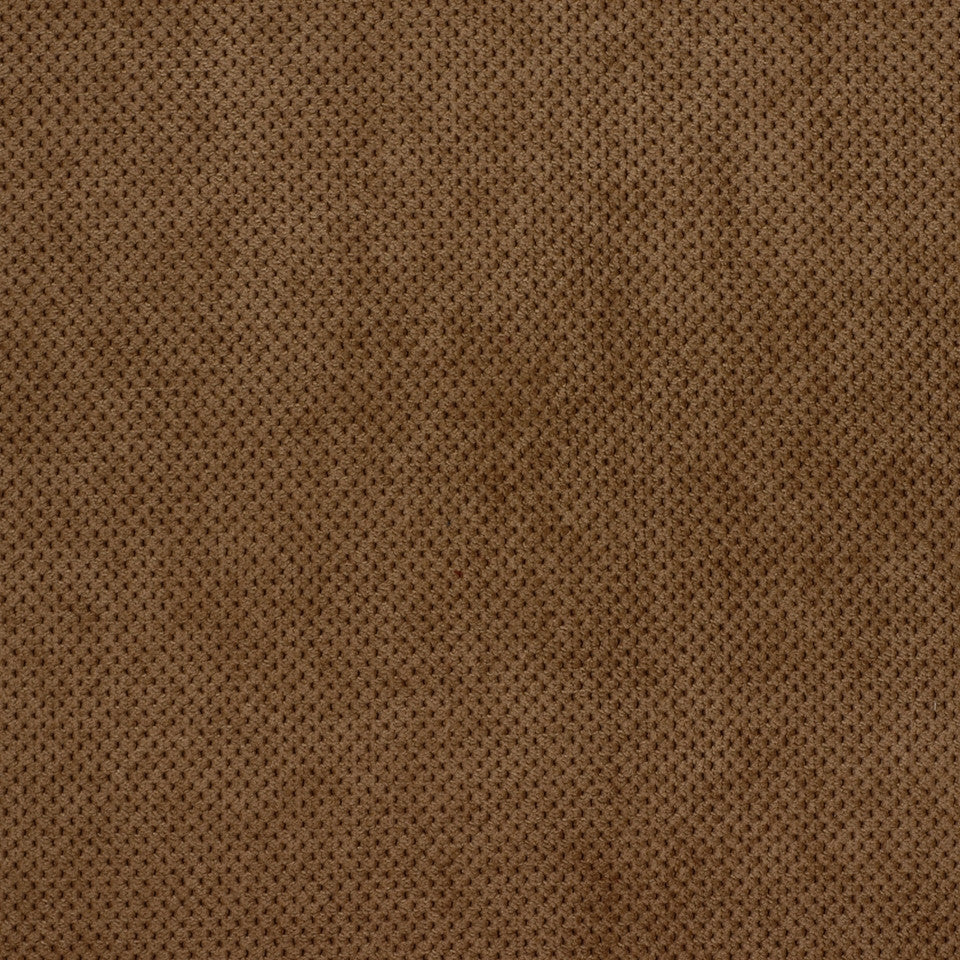 PERFORMANCE CHENILLES Plush Softy Fabric - Taupe