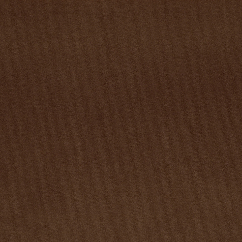 PERFORMANCE CHENILLES Simply Plain Fabric - Truffle