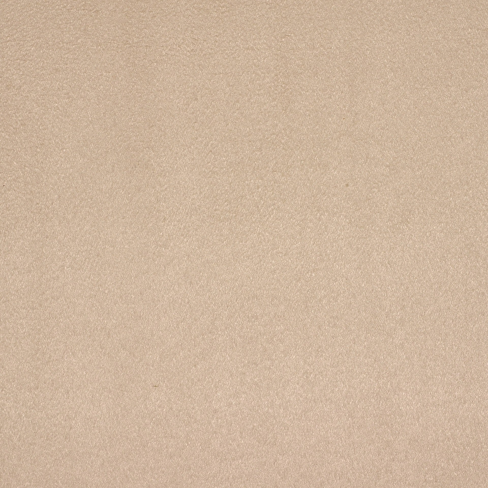 PERFORMANCE CHENILLES Smooth Suede Fabric - Biscotti
