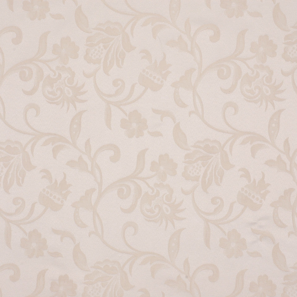 NEUTRAL ORNAMENTALS Anna Fabric - Sandstone