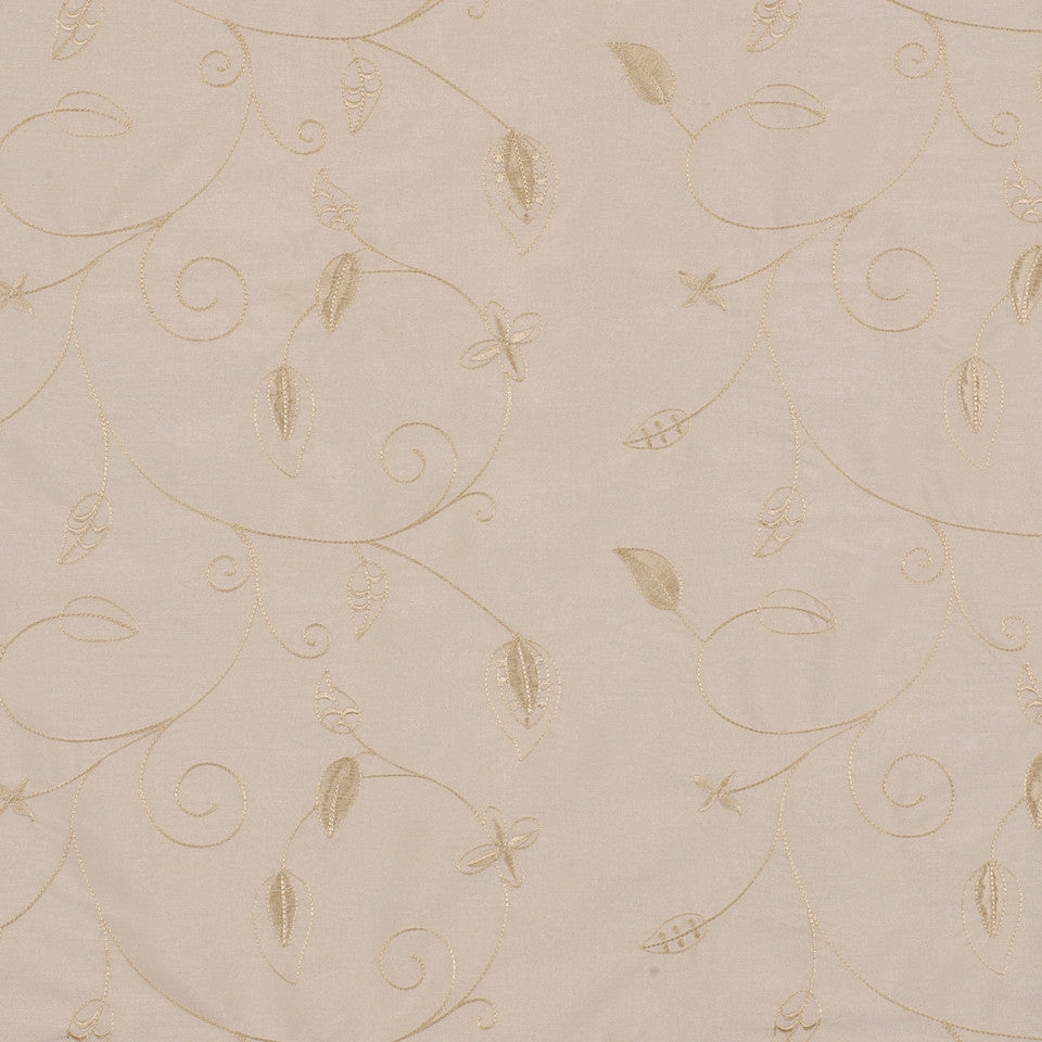 NEUTRAL ORNAMENTALS Myra Fabric - Beige