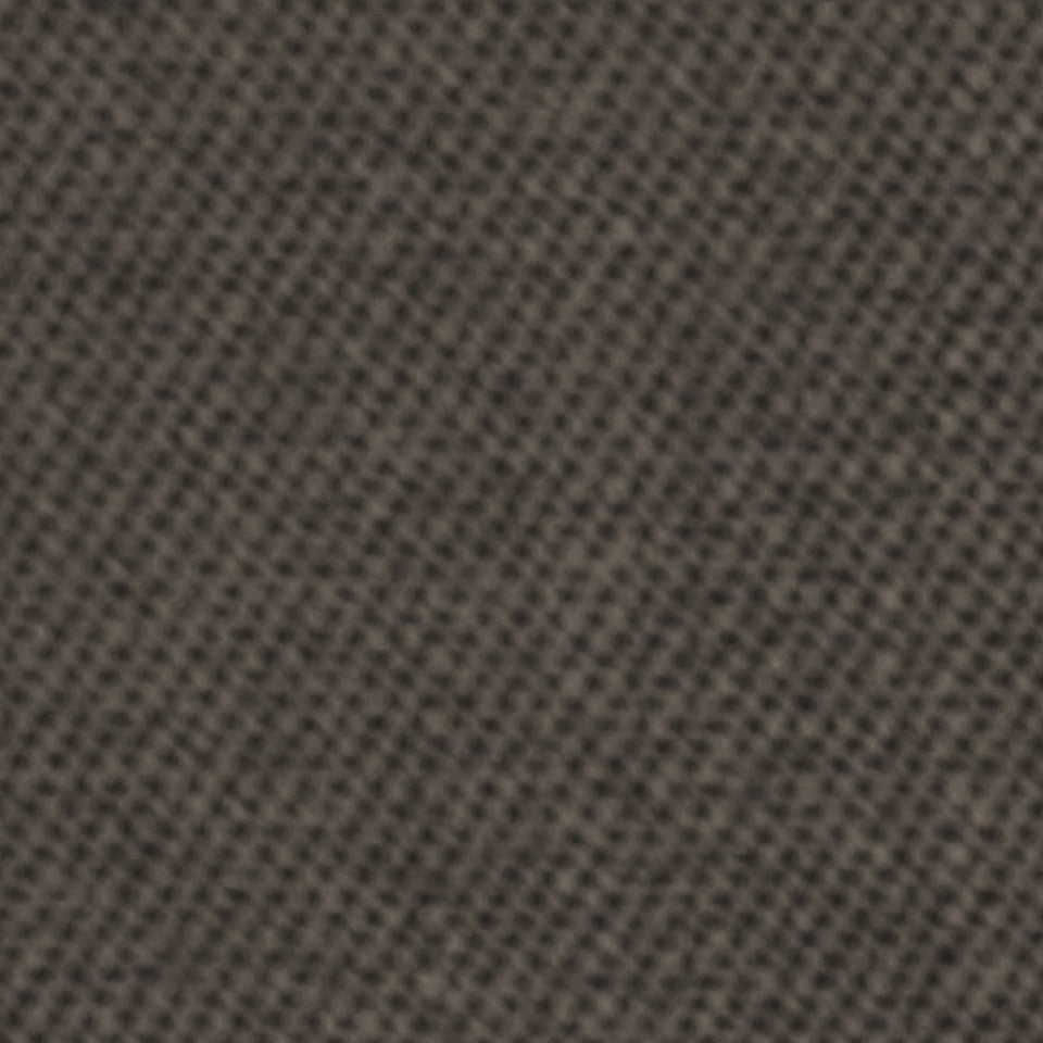 WOOL TEXTURES Wool Twill Fabric - Charcoal