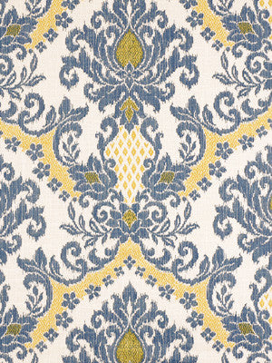 COOL Garfield Park Fabric - Chambray