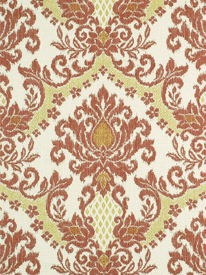 COOL Garfield Park Fabric - Papaya
