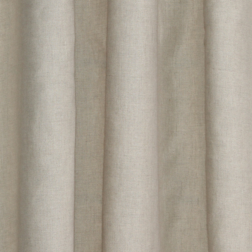 SOLID LINEN SHEERS Grace Sheer Fabric - Natural