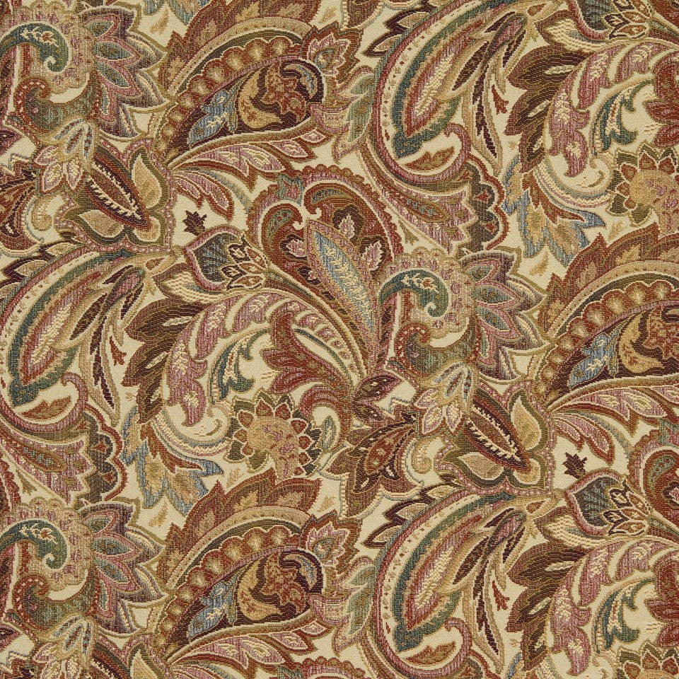 WARM TONES Crestview Fabric - Honey