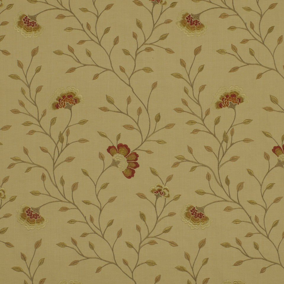 COOL Spring Fancy Fabric - Chamomile