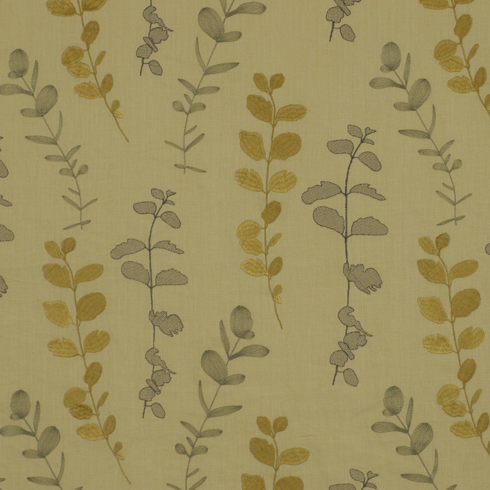 COOL Reiman Garden Fabric - Cove