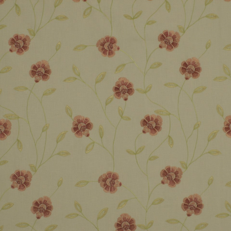 COOL Perfect Flower Fabric - Garden