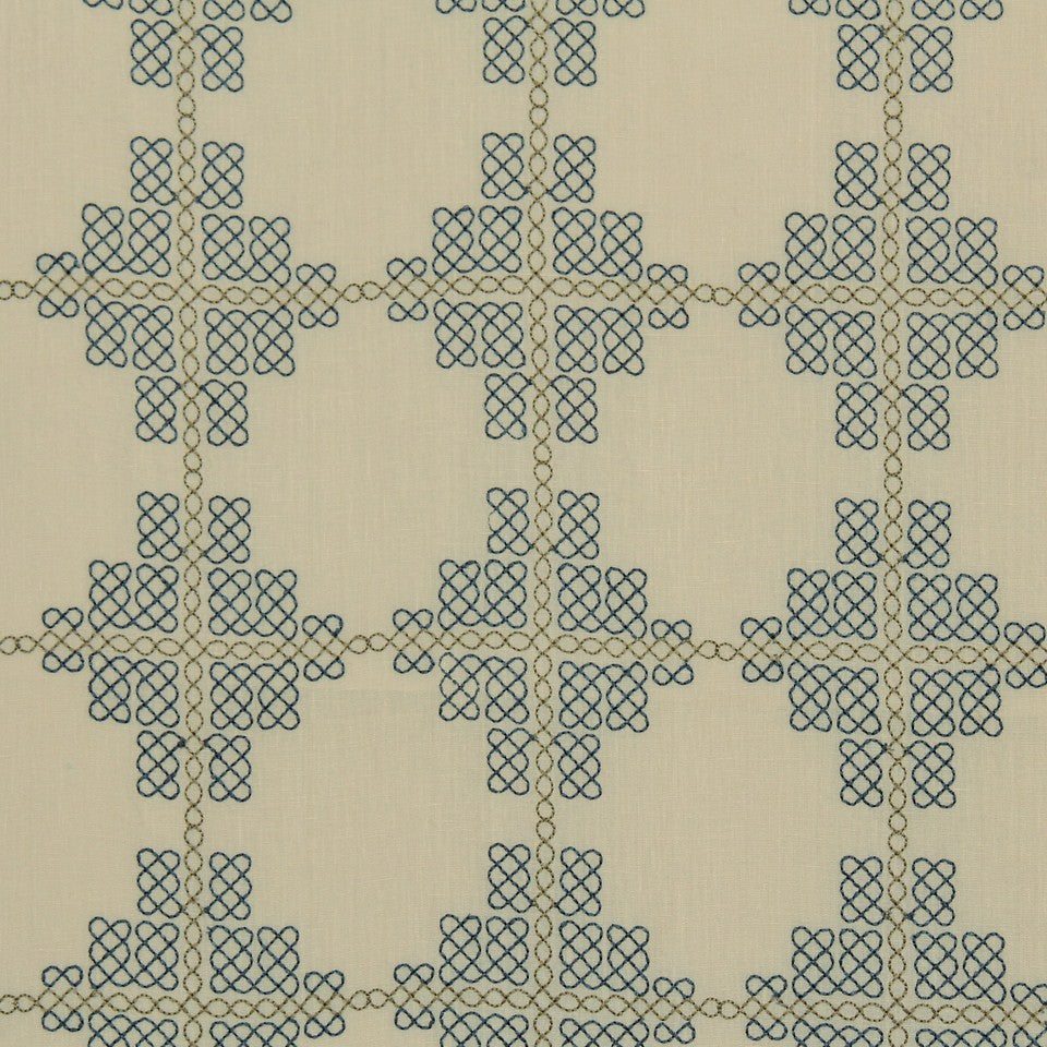 COOL Ideal Weave Fabric - Nordic