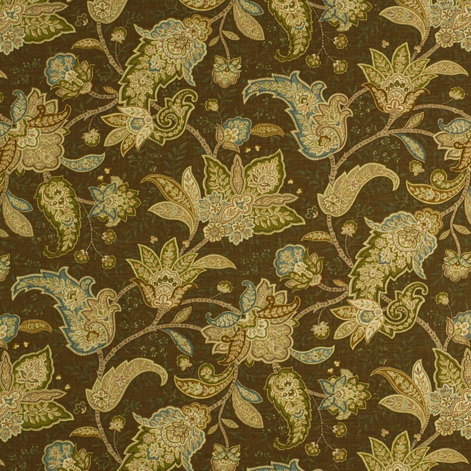 WARM Holland Park Fabric - Java
