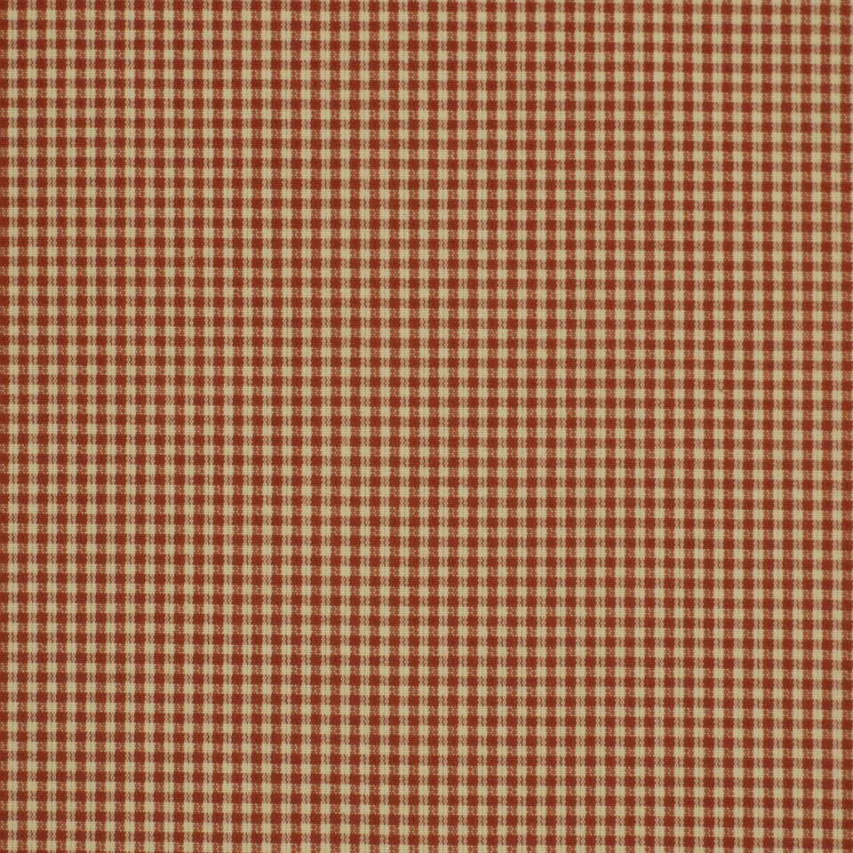 WARM Picnic Plaid Fabric - Cardinal