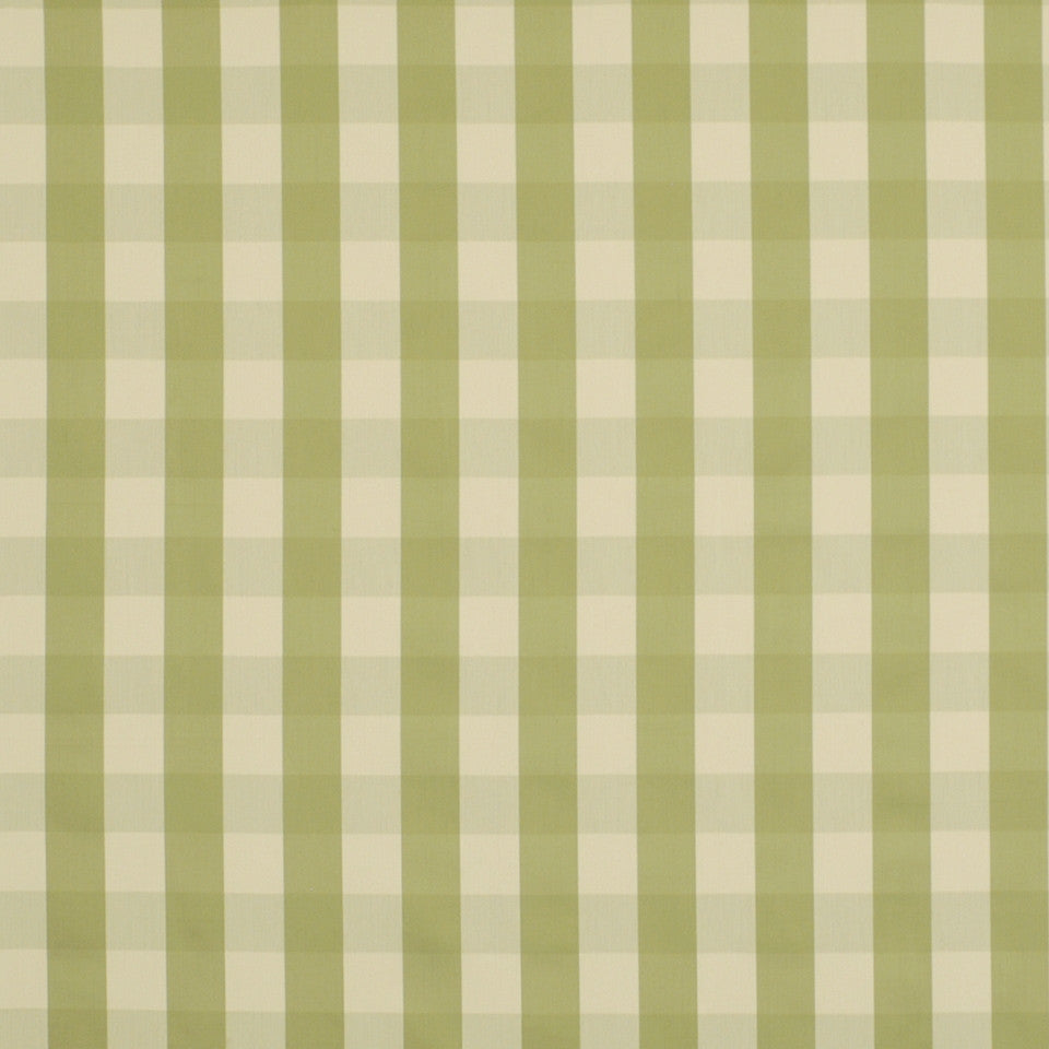 COOL Spring Square Fabric - Green Tea
