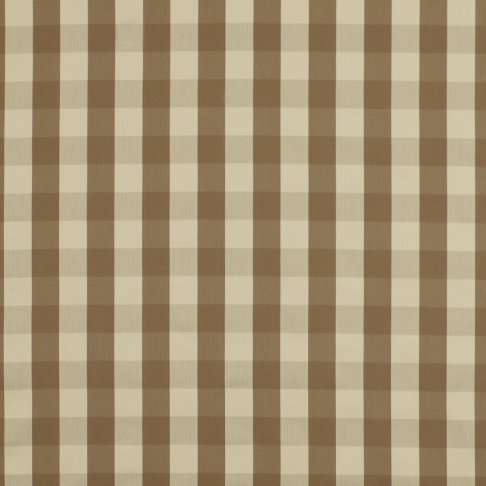 WARM Spring Square Fabric - Truffle