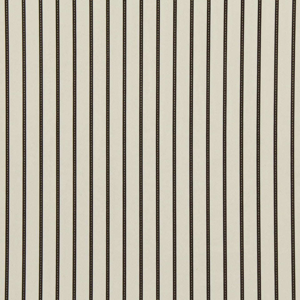 WARM Stripe Stitch Fabric - Espresso