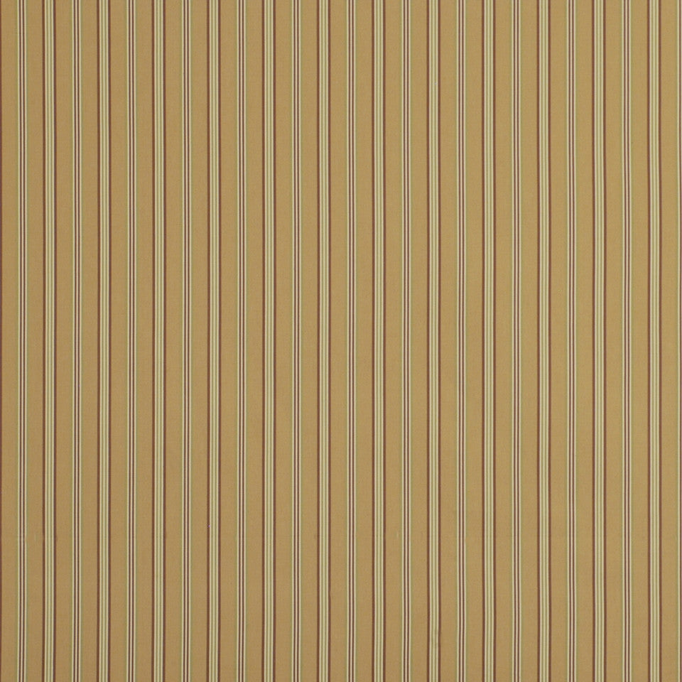 COOL Rope Stripe Fabric - Olive