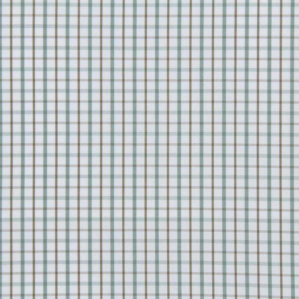 COOL Party Plaid Fabric - Nile